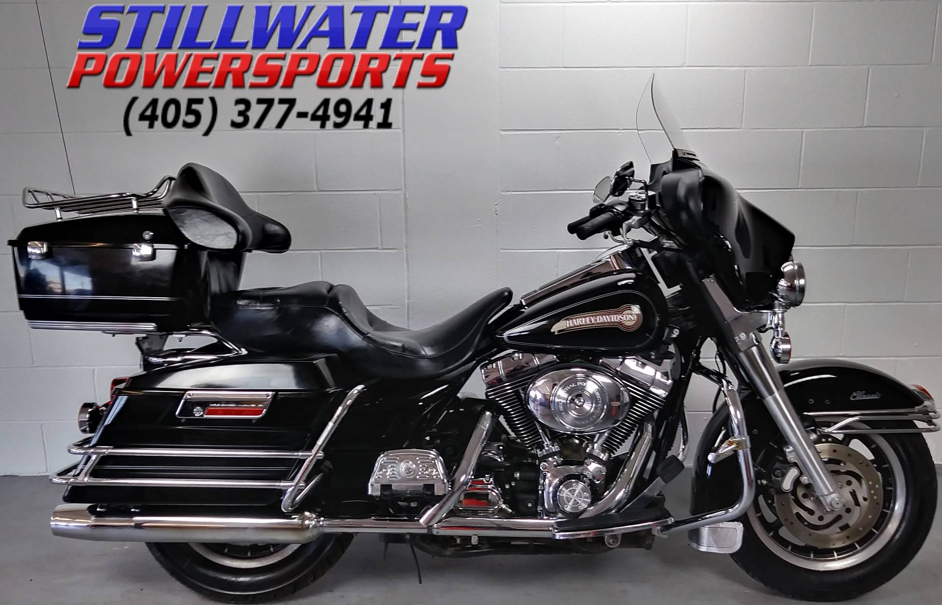 2006 Harley-Davidson Electra Glide® Classic in Stillwater, Oklahoma - Photo 1