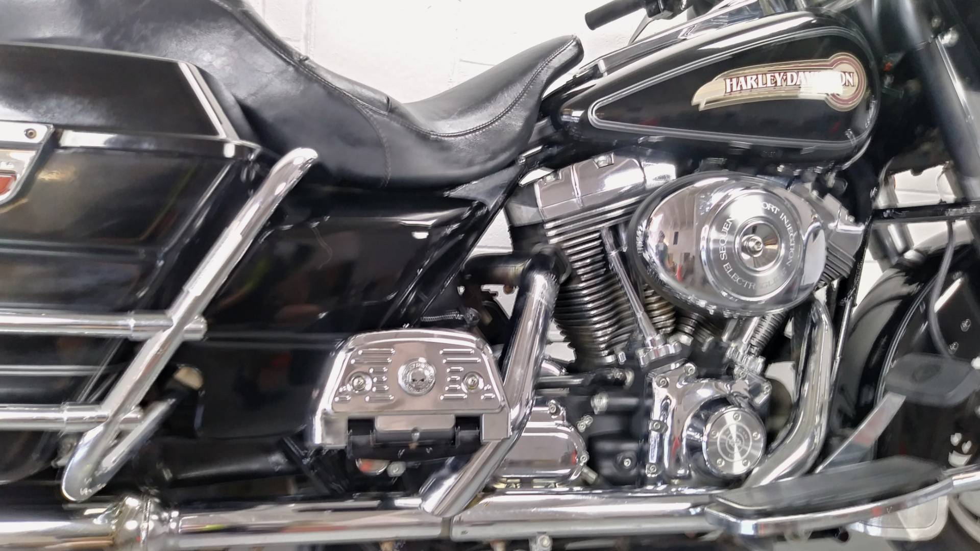 2006 Harley-Davidson Electra Glide® Classic in Stillwater, Oklahoma - Photo 2
