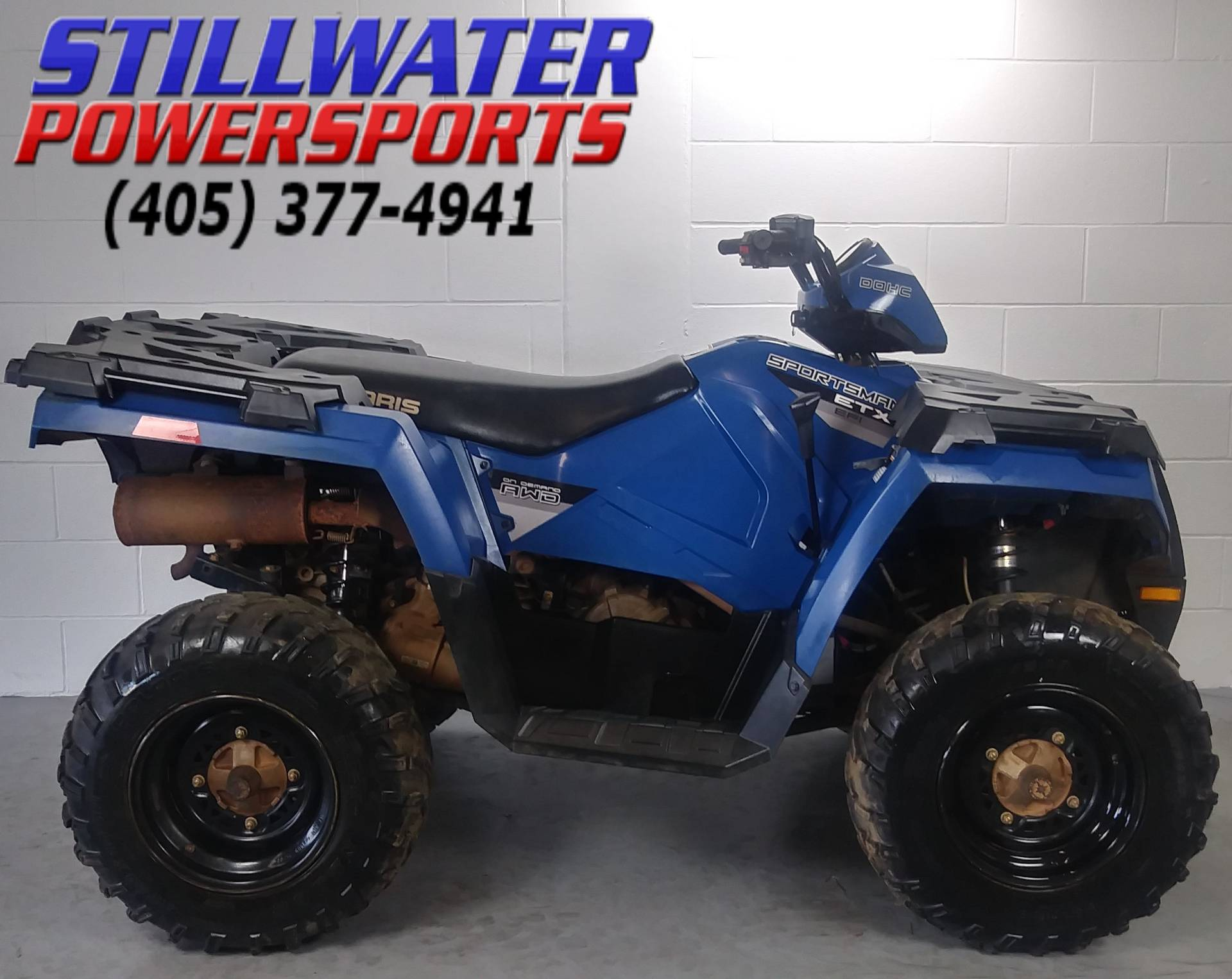 2015 Polaris Sportsman in Stillwater, Oklahoma