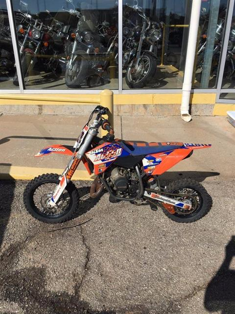2015 KTM 50 SX in Stillwater, Oklahoma - Photo 1