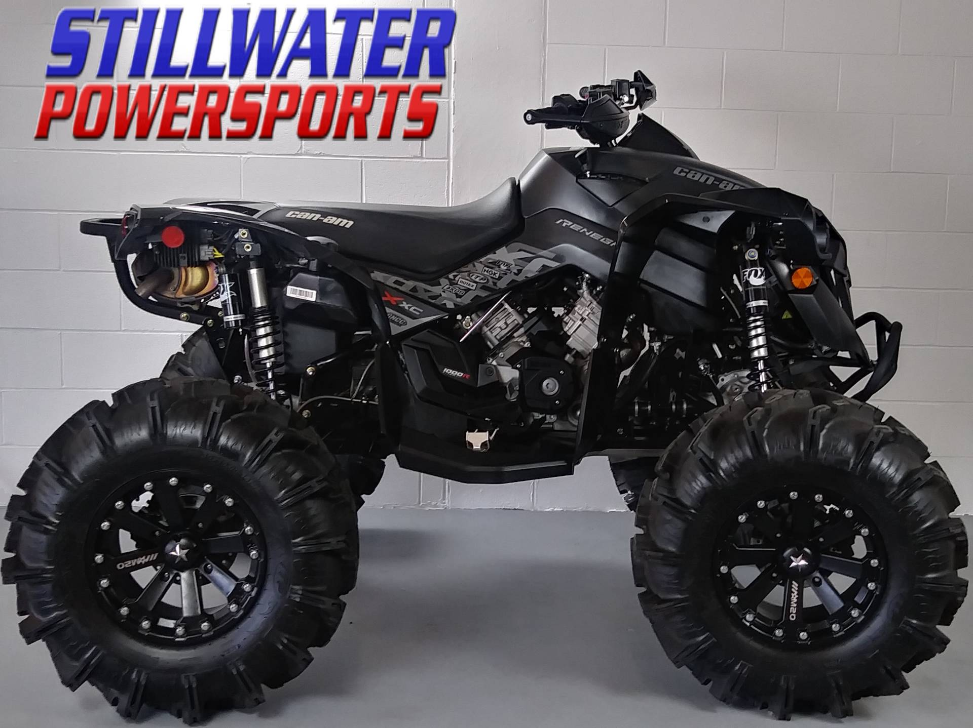 2018 Can-Am Renegade X xc 1000R in Stillwater, Oklahoma