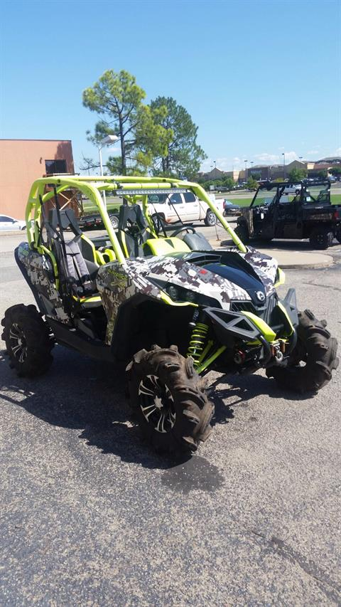 2015 Can-Am Maverick™ X® mr DPS™ 1000R in Stillwater, Oklahoma