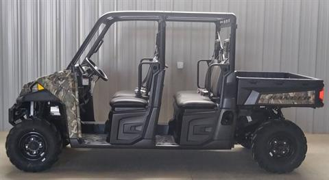 2018 Polaris Ranger Crew XP 1000 EPS in Stillwater, Oklahoma