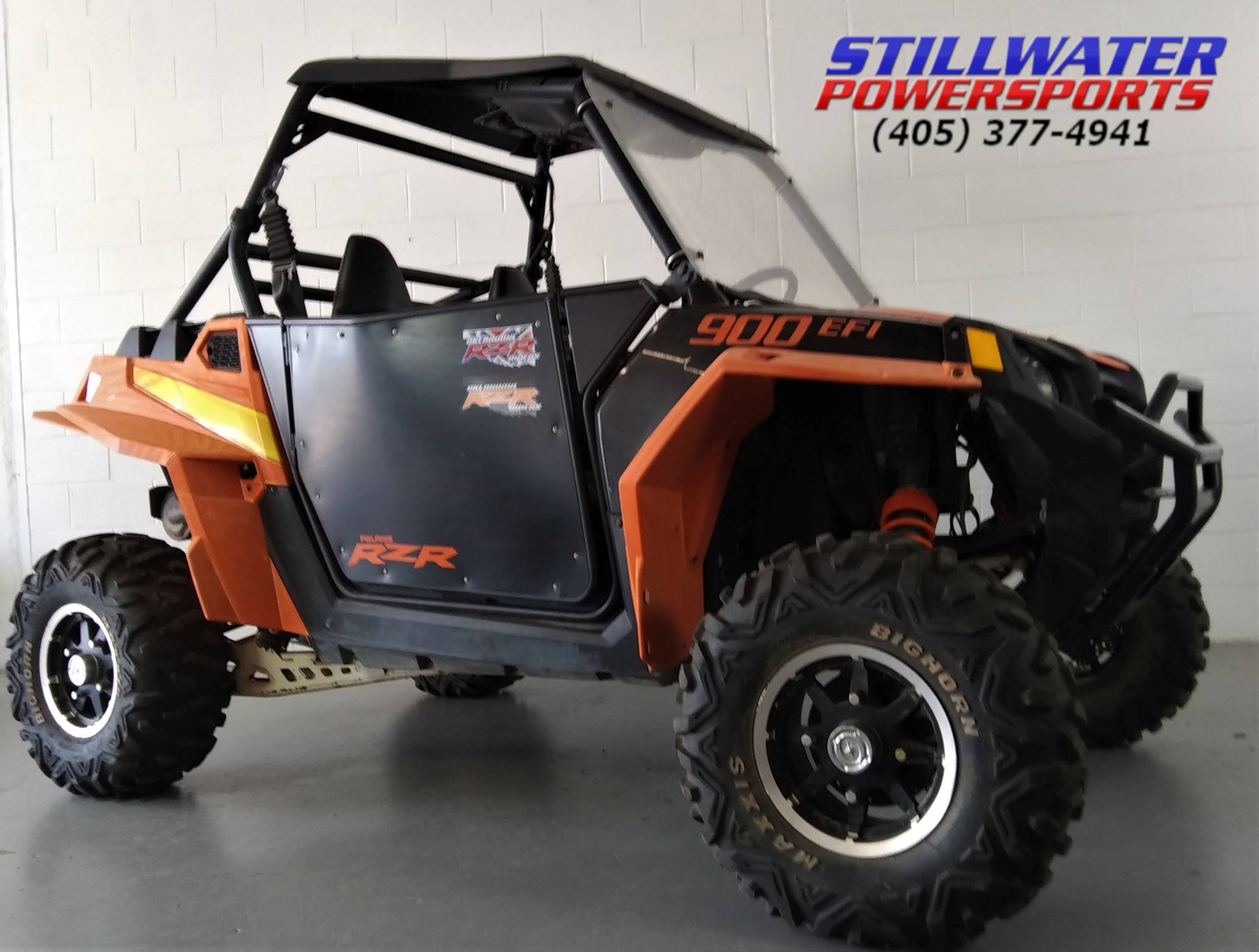 2012 Polaris Ranger RZR® XP 900 LE in Stillwater, Oklahoma - Photo 2