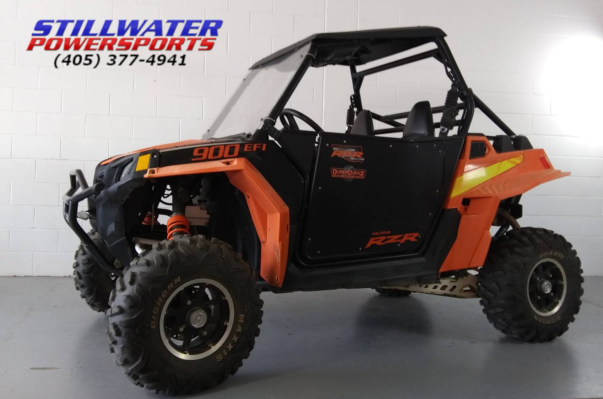 2012 Polaris Ranger RZR® XP 900 LE in Stillwater, Oklahoma - Photo 3