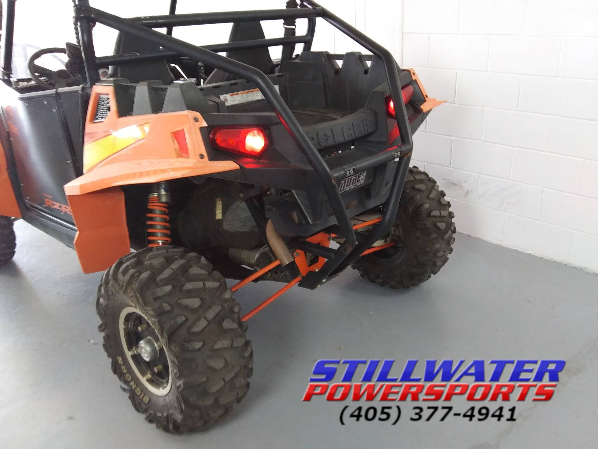 2012 Polaris Ranger RZR® XP 900 LE in Stillwater, Oklahoma - Photo 4