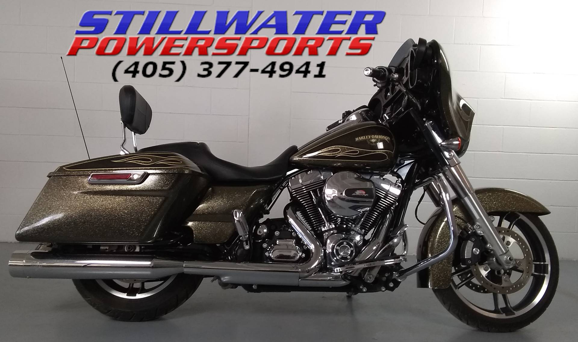 2016 Harley-Davidson Street Glide® Special in Stillwater, Oklahoma