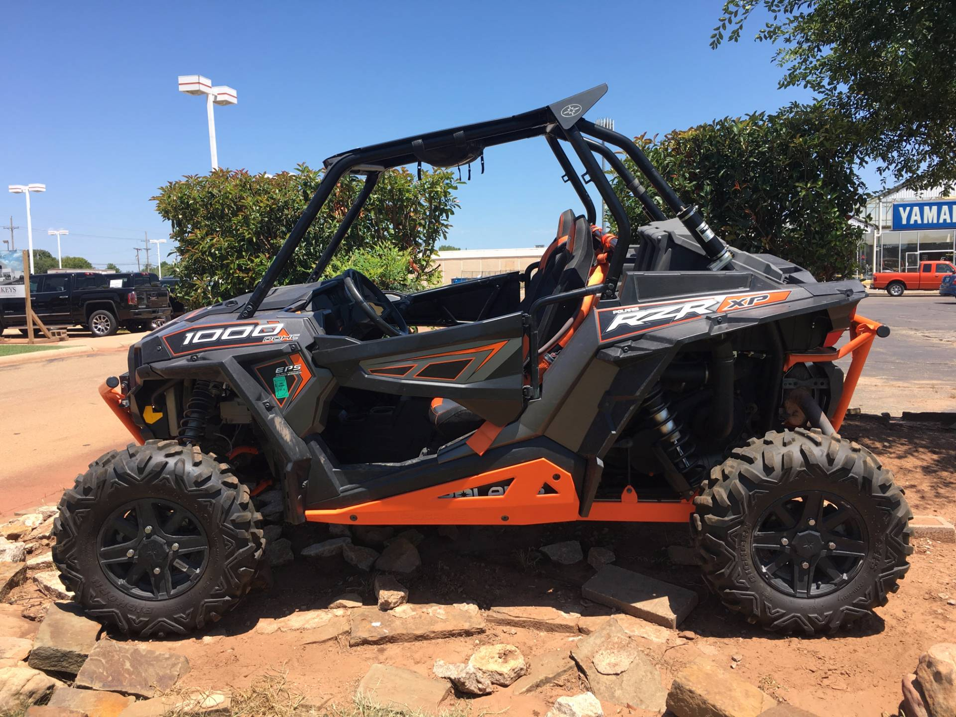 2014 Polaris RZR® XP 1000 EPS LE in Stillwater, Oklahoma