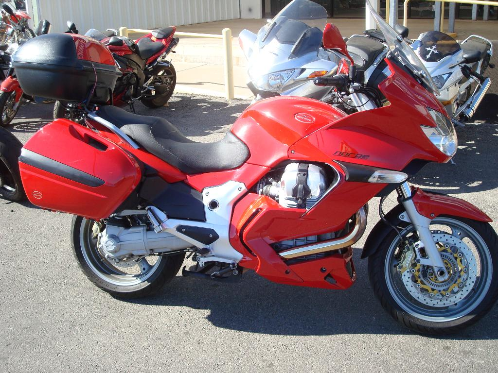 used 2008 moto guzzi norge 1200 gt motorcycles in stillwater ok stock number 114170. Black Bedroom Furniture Sets. Home Design Ideas
