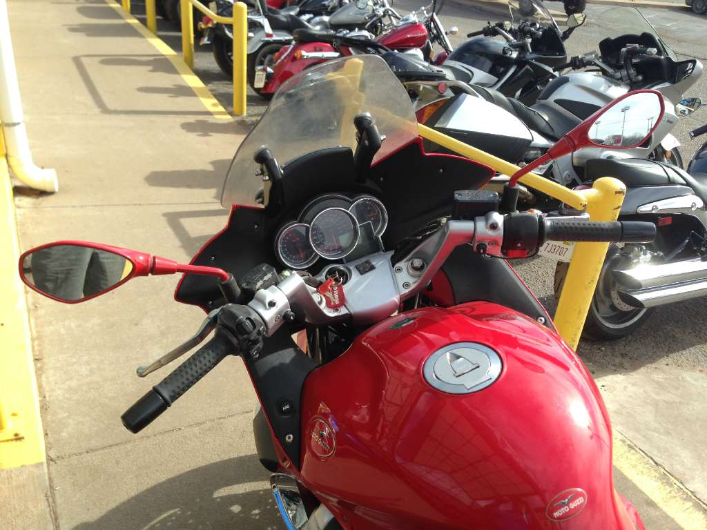 2008 Moto Guzzi Norge 1200 GT in Stillwater, Oklahoma - Photo 5