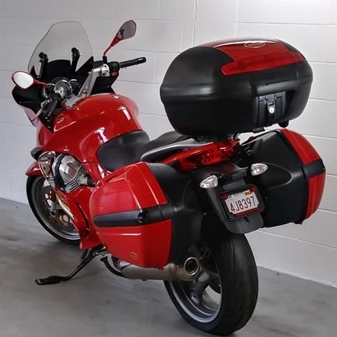 2008 Moto Guzzi Norge 1200 GT in Stillwater, Oklahoma - Photo 3