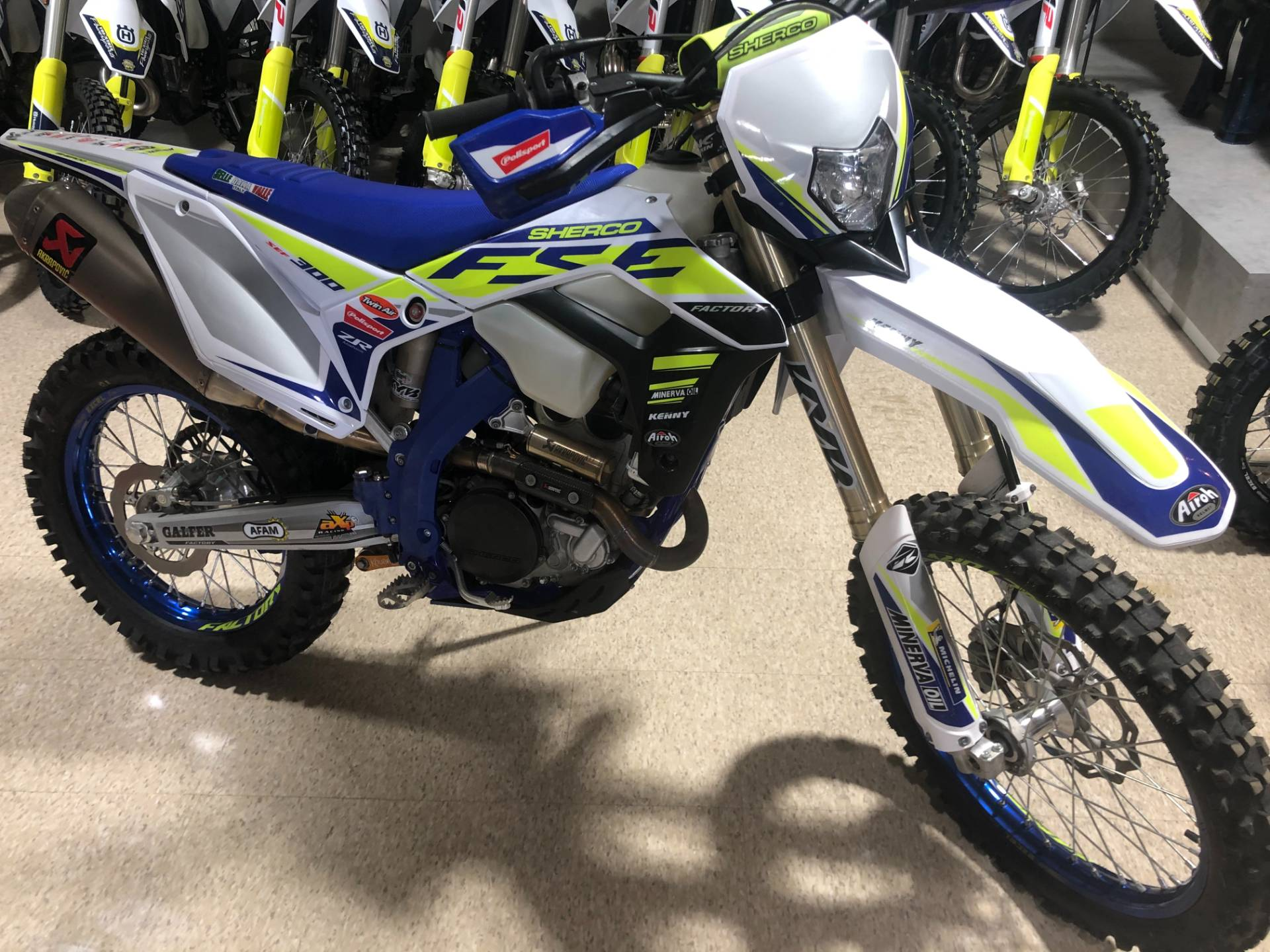 2020 Sherco 300 SEF Factory 4T in Slovan, Pennsylvania - Photo 1