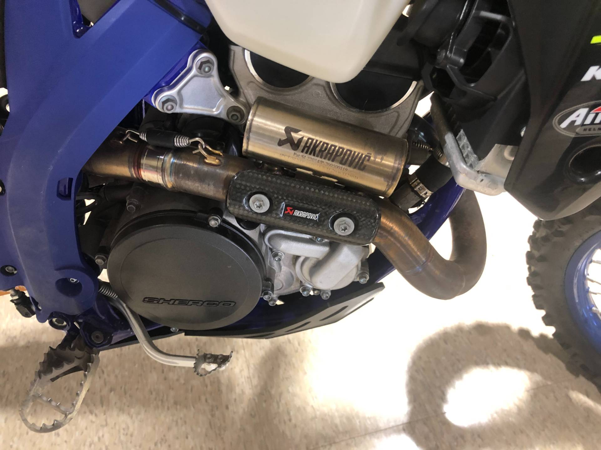2020 Sherco 300 SEF Factory 4T in Slovan, Pennsylvania - Photo 2