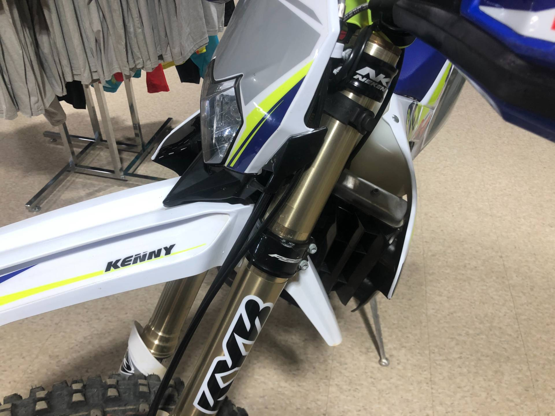 2020 Sherco 300 SEF Factory 4T in Slovan, Pennsylvania - Photo 4