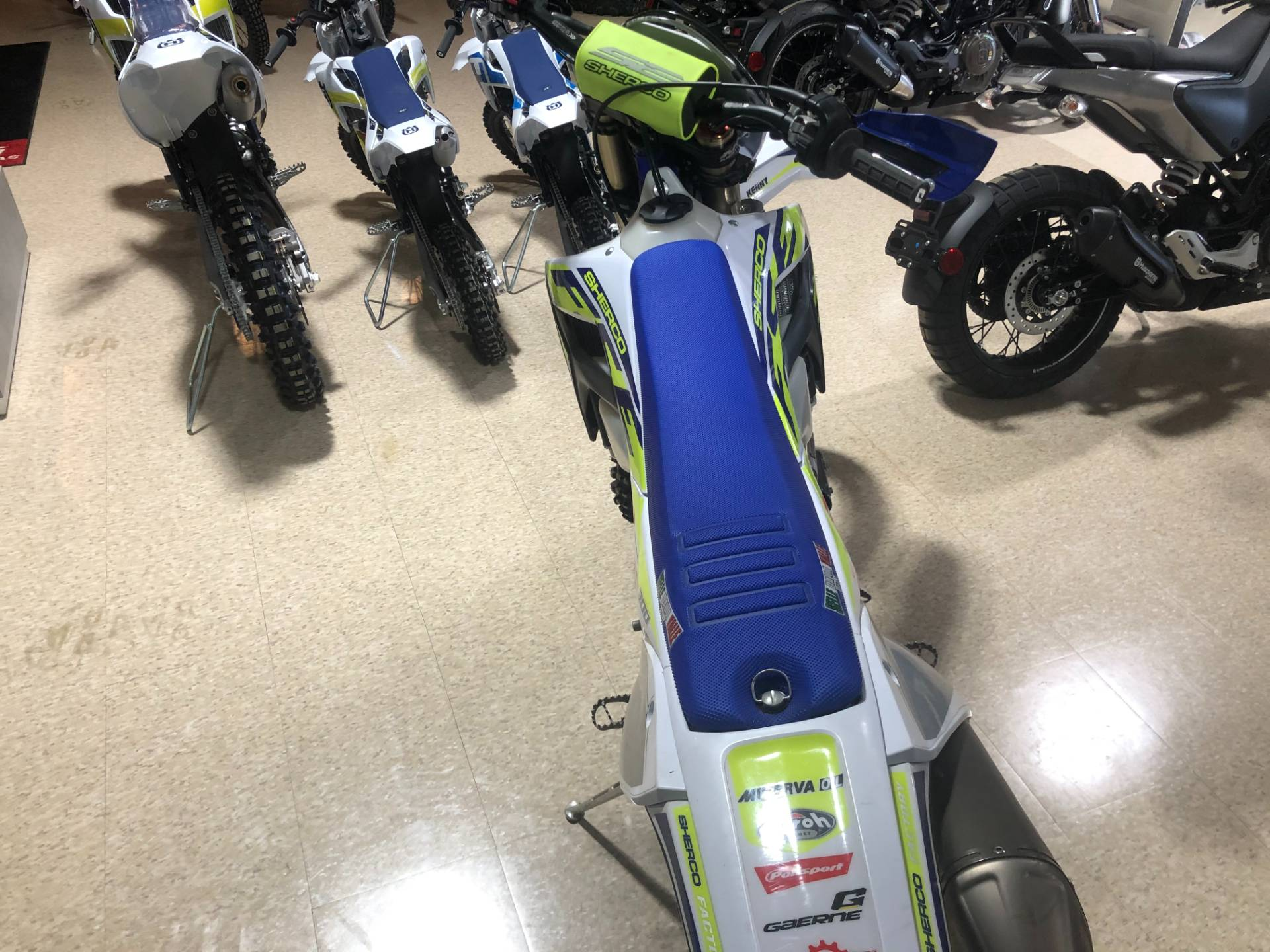 2020 Sherco 300 SEF Factory 4T in Slovan, Pennsylvania - Photo 5