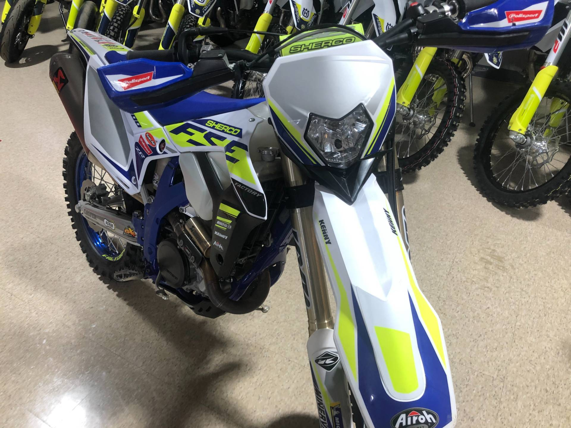 2020 Sherco 300 SEF Factory 4T in Slovan, Pennsylvania - Photo 6