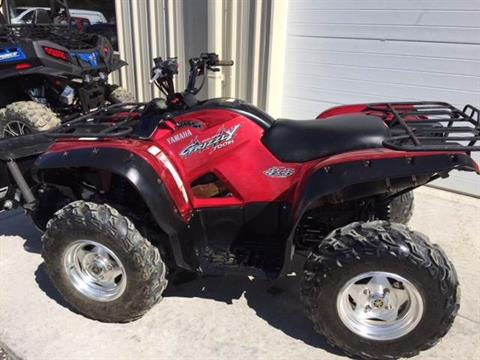 2009 Yamaha Grizzly 700 FI Auto. 4x4 EPS Special Edition in Slovan, Pennsylvania