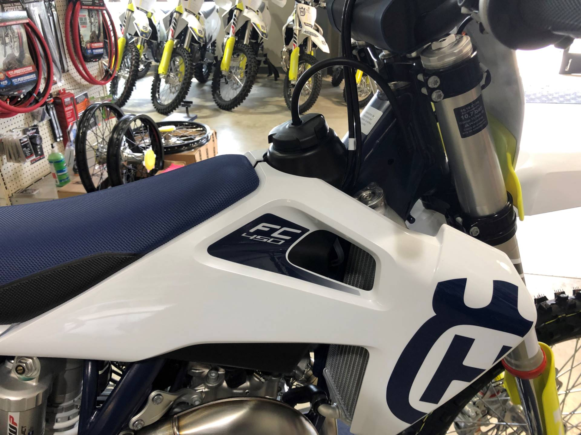 2020 Husqvarna FC 450 in Slovan, Pennsylvania - Photo 2