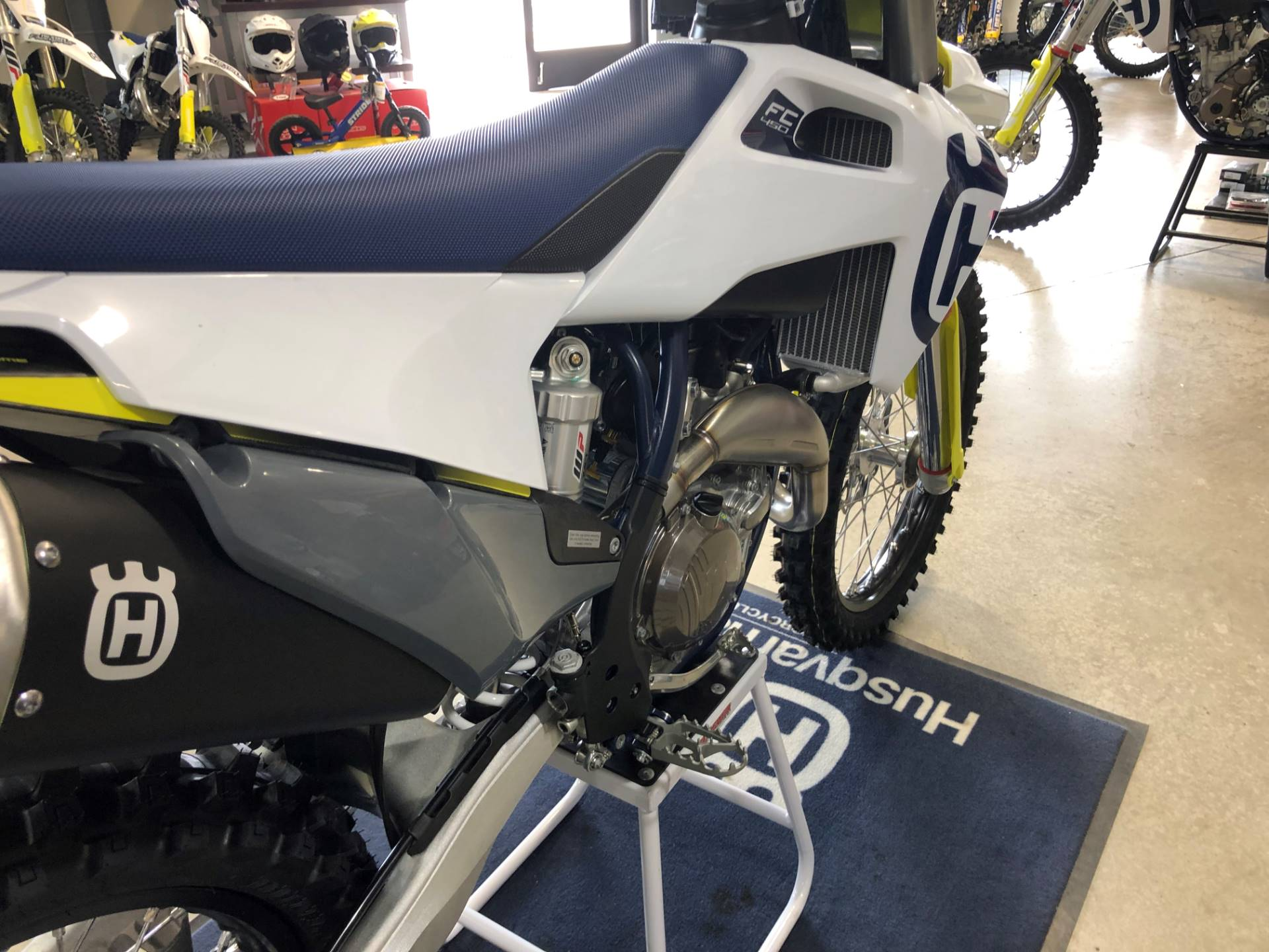 2020 Husqvarna FC 450 in Slovan, Pennsylvania - Photo 3
