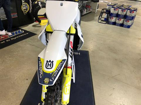 2020 Husqvarna FC 450 in Slovan, Pennsylvania - Photo 5