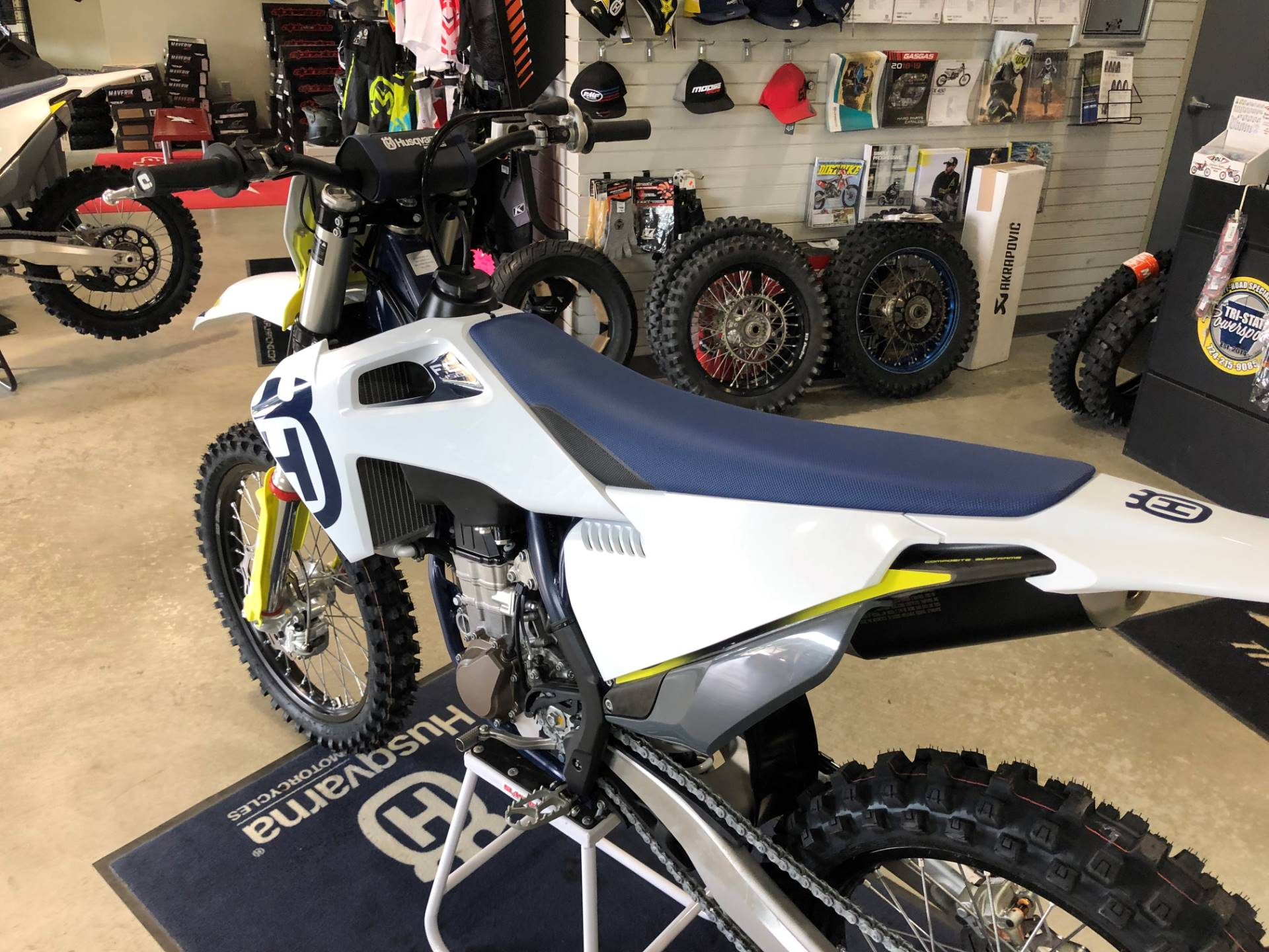 2020 Husqvarna FC 450 in Slovan, Pennsylvania - Photo 7