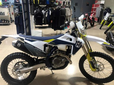 2021 Husqvarna FE 501s in Slovan, Pennsylvania - Photo 1