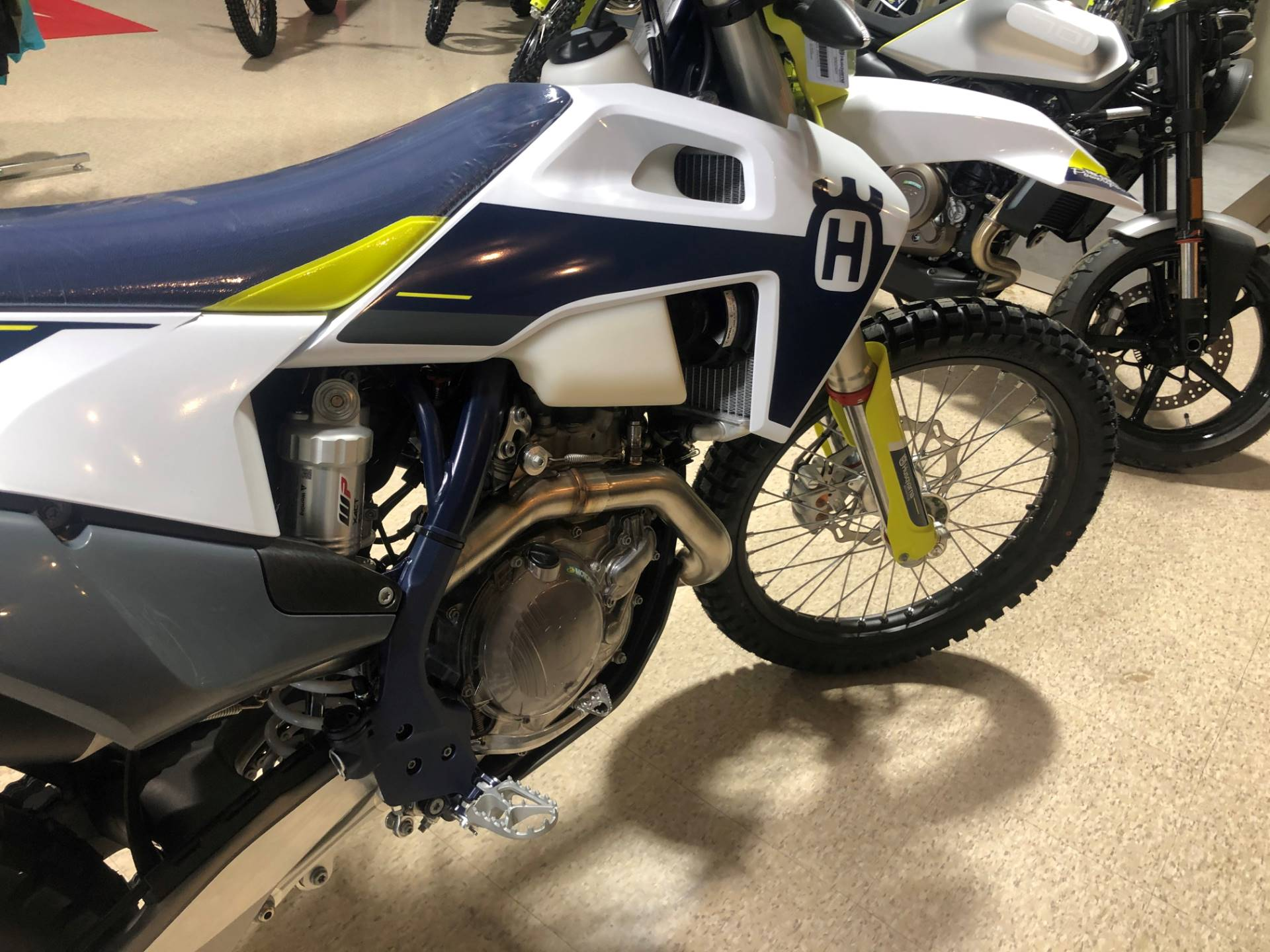 2021 Husqvarna FE 501s in Slovan, Pennsylvania - Photo 4