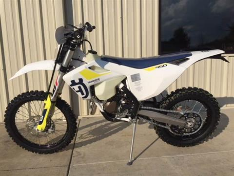 2019 Husqvarna TE 150 in Slovan, Pennsylvania - Photo 1