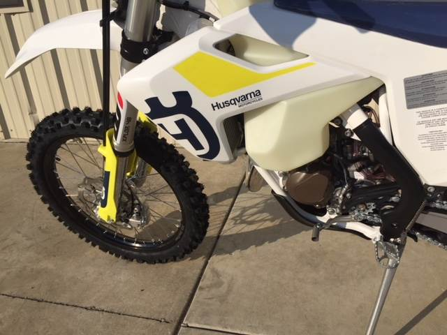 2019 Husqvarna TE 150 in Slovan, Pennsylvania - Photo 3