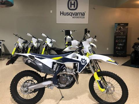 2021 Husqvarna FE 350s in Slovan, Pennsylvania - Photo 1