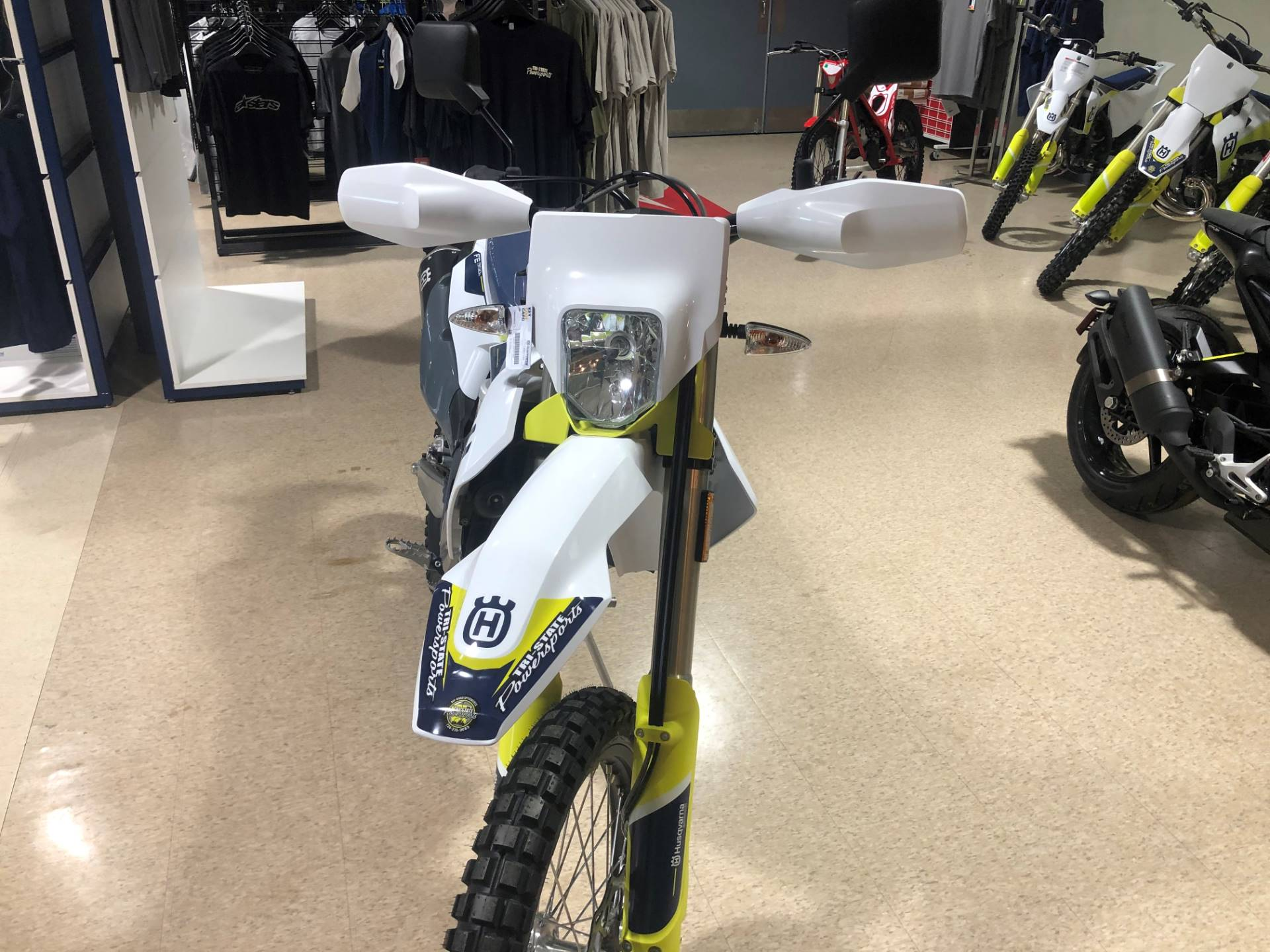 2021 Husqvarna FE 350s in Slovan, Pennsylvania - Photo 7