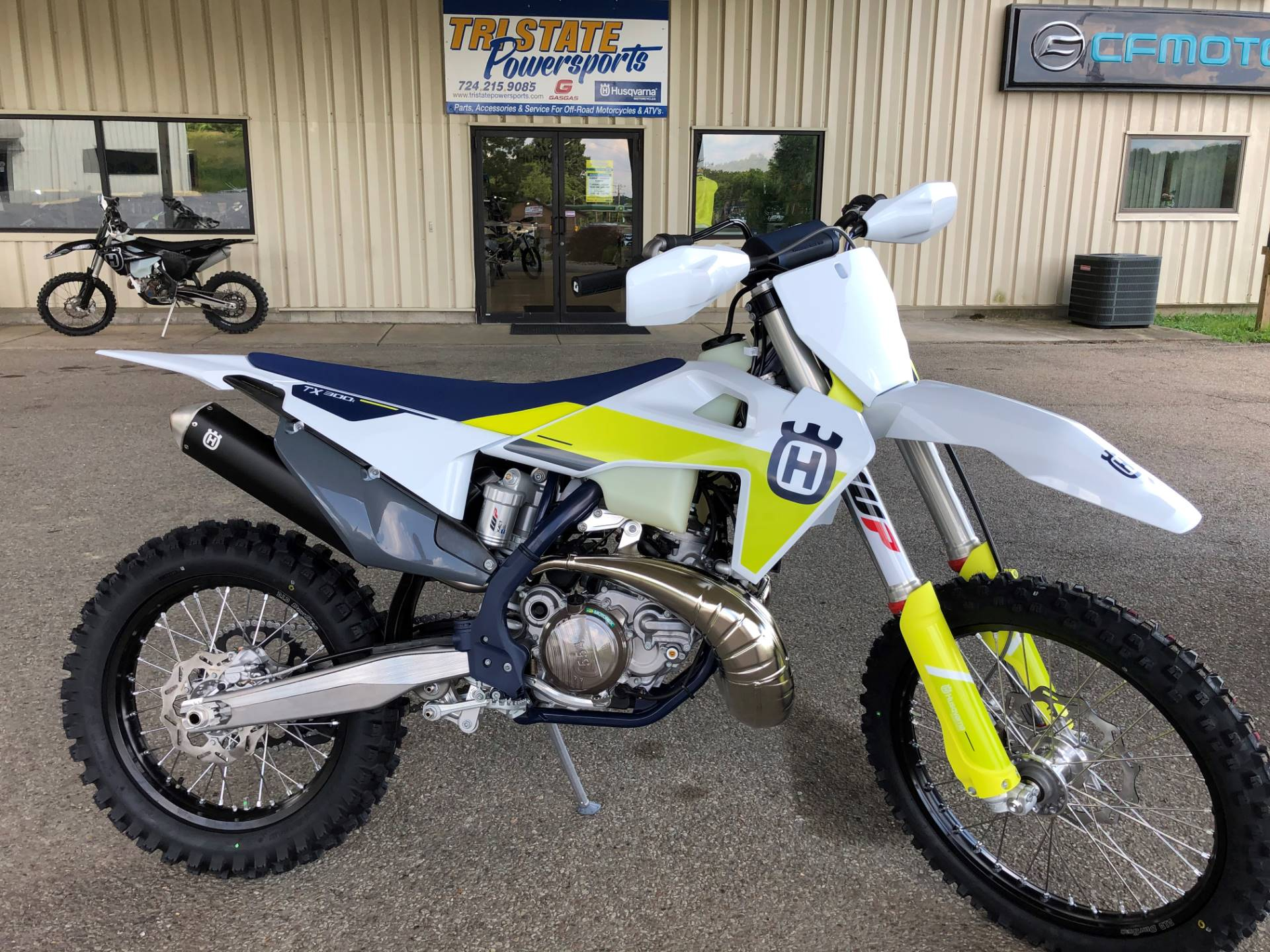 2021 Husqvarna TX 300i in Slovan, Pennsylvania - Photo 1