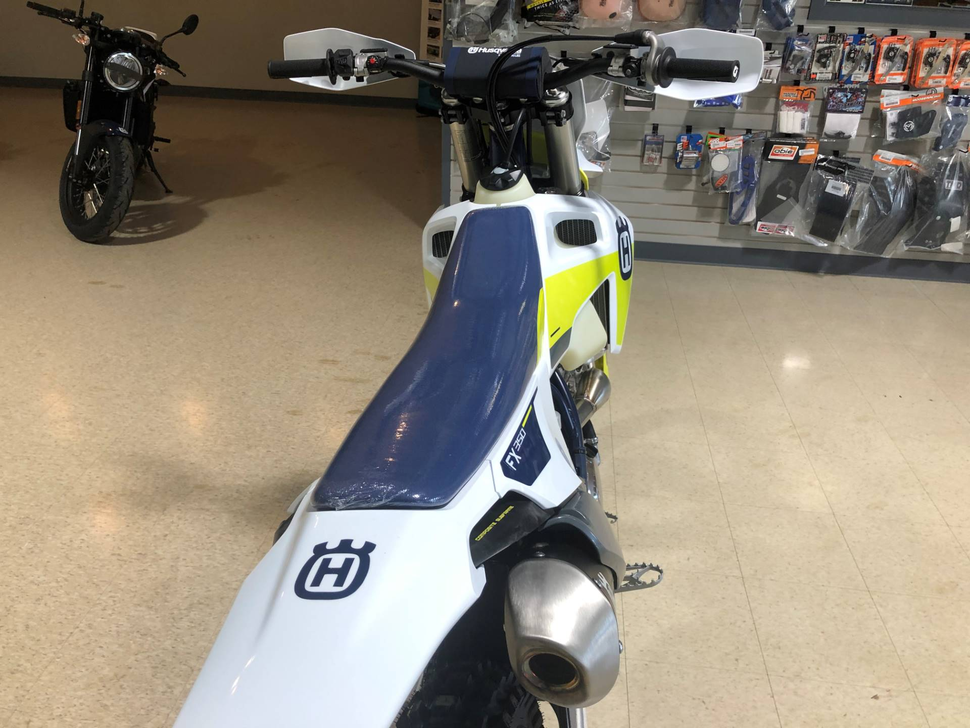 2021 Husqvarna FX 350 in Slovan, Pennsylvania - Photo 4