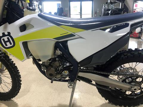 2021 Husqvarna FX 350 in Slovan, Pennsylvania - Photo 5