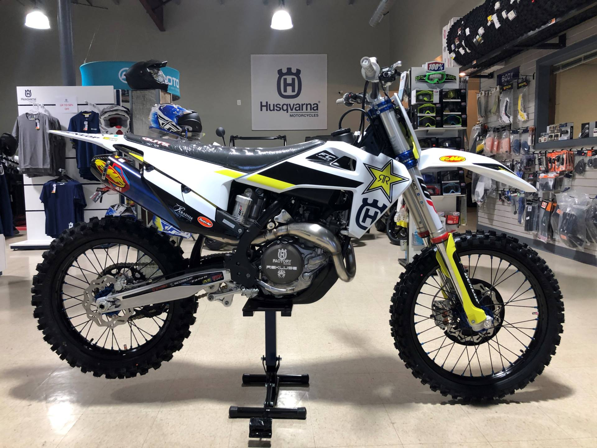 2020 Husqvarna FC 450 Rockstar Edition in Slovan, Pennsylvania - Photo 1