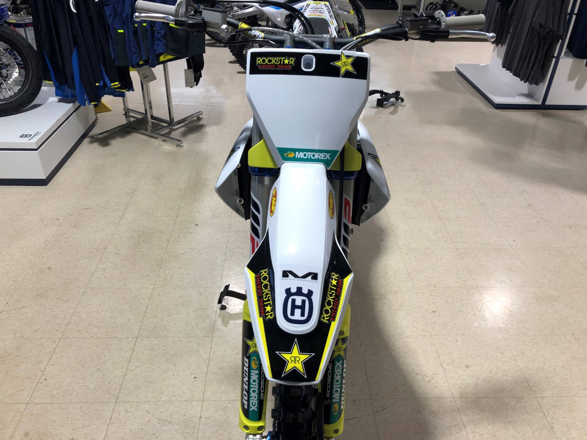 2020 Husqvarna FC 450 Rockstar Edition in Slovan, Pennsylvania - Photo 7