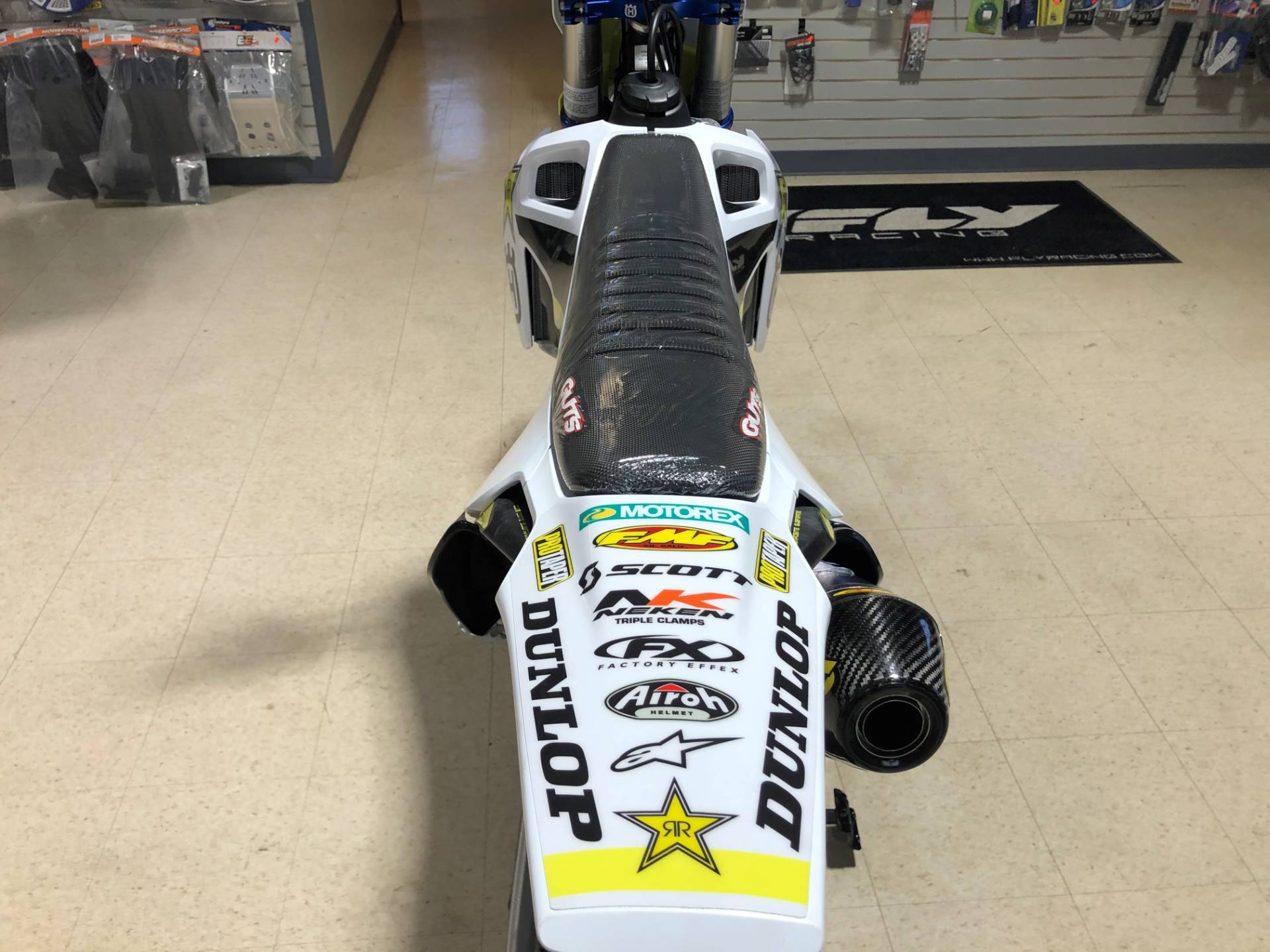 2020 Husqvarna FC 450 Rockstar Edition in Slovan, Pennsylvania - Photo 11
