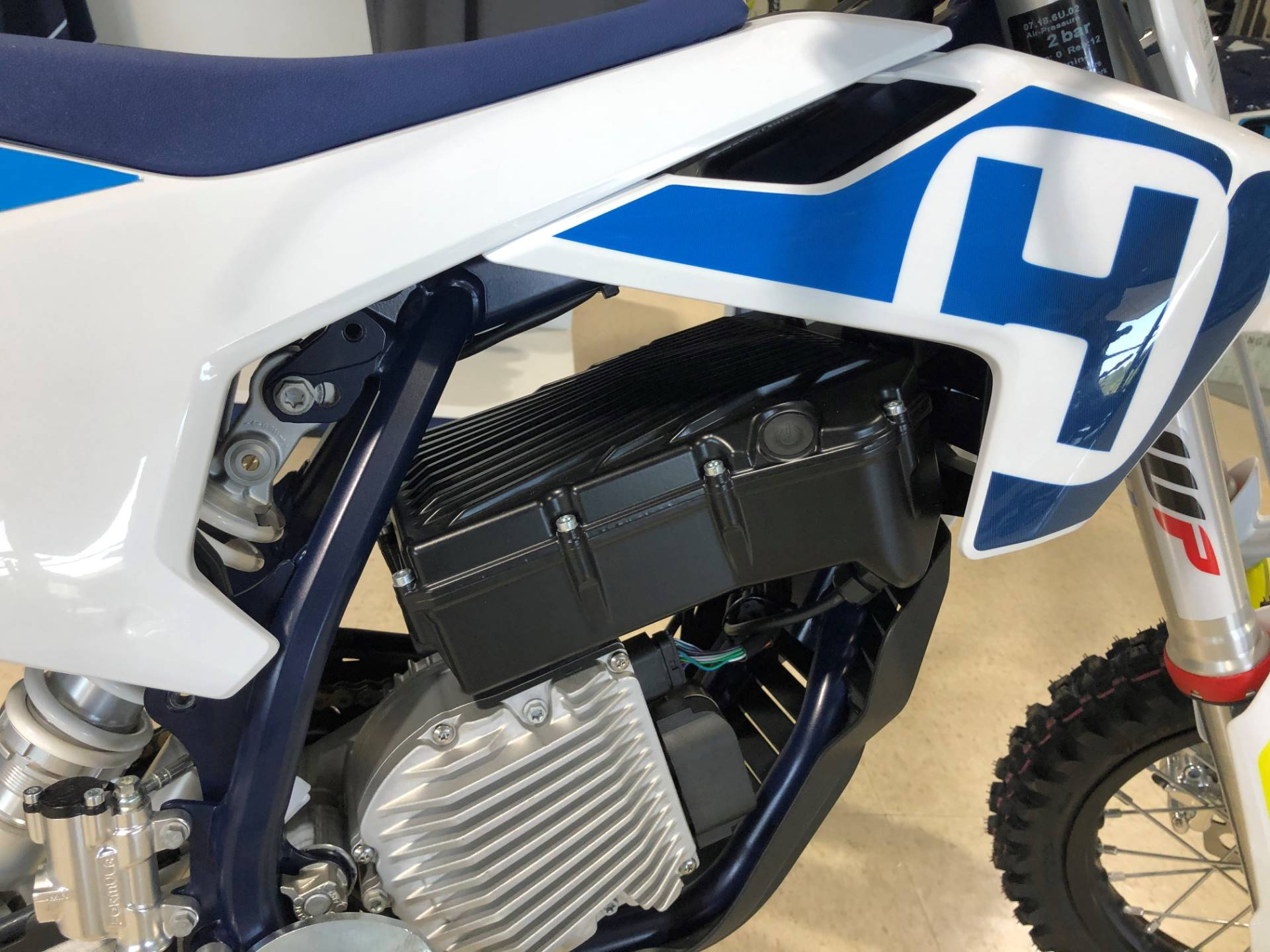 2021 Husqvarna EE 5 in Slovan, Pennsylvania - Photo 2