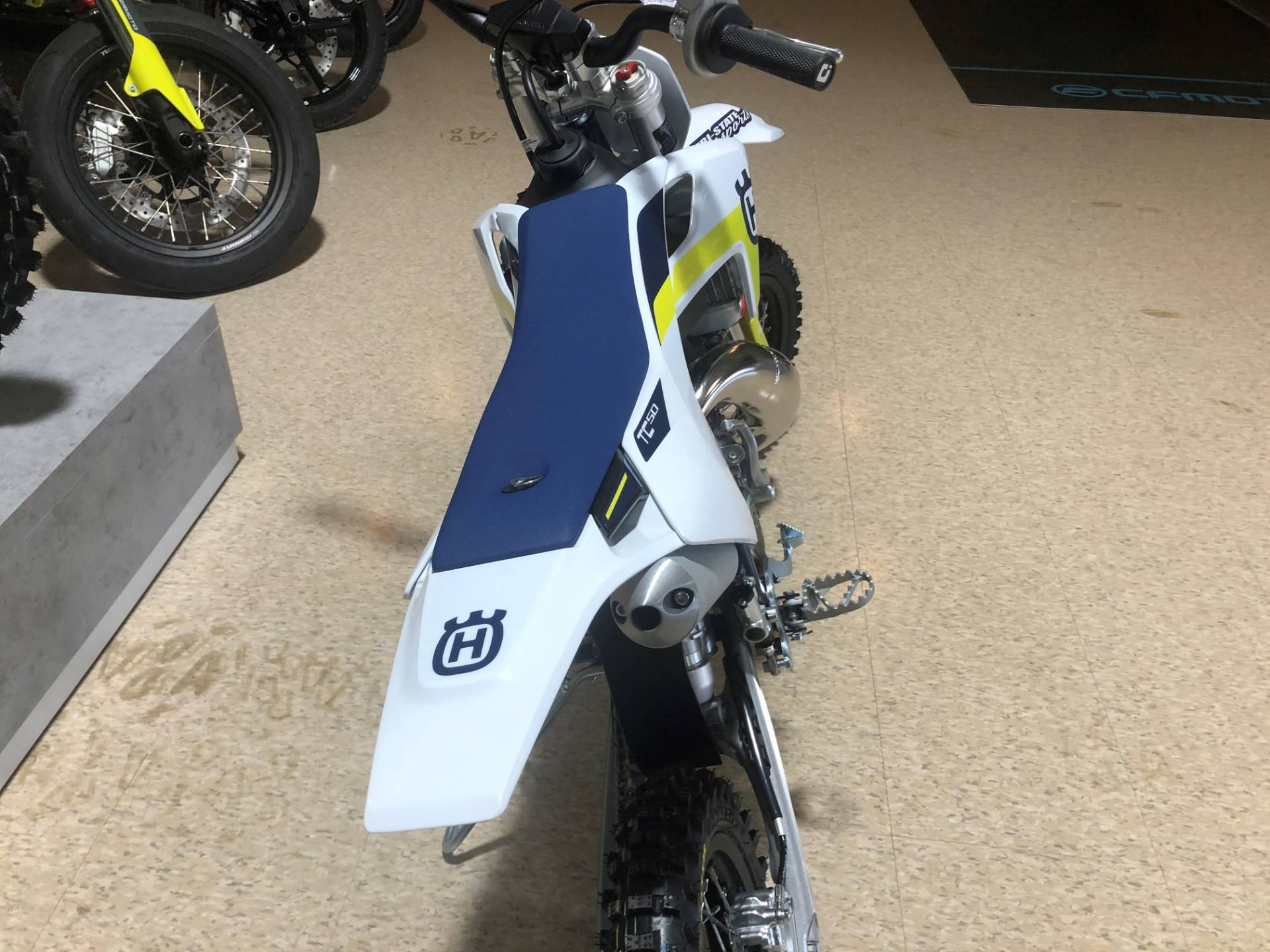 2021 Husqvarna TC 50 in Slovan, Pennsylvania - Photo 4