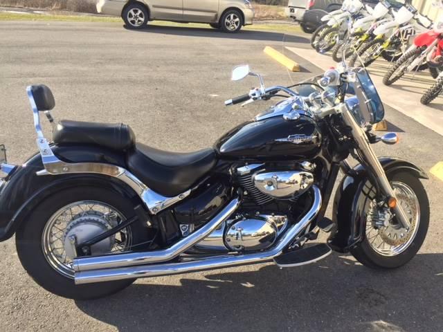 2007 Suzuki Boulevard C50 Motorcycles Slovan Pennsylvania