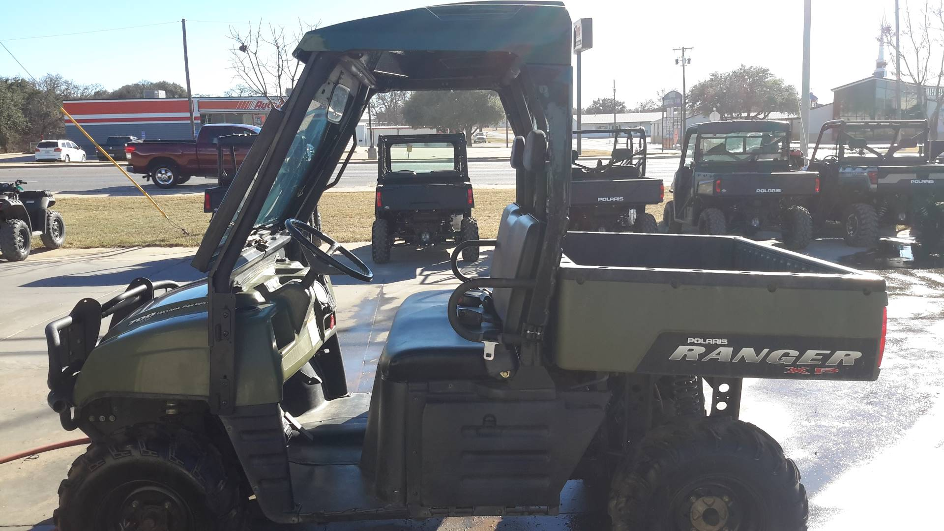2007 Polaris Ranger 4x4 XP in Eastland, Texas
