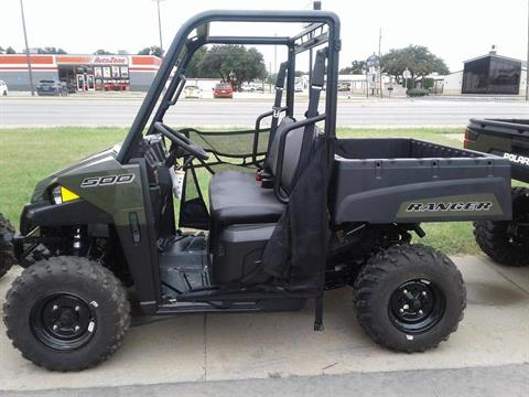 2021 Polaris Ranger 500 in Eastland, Texas - Photo 1