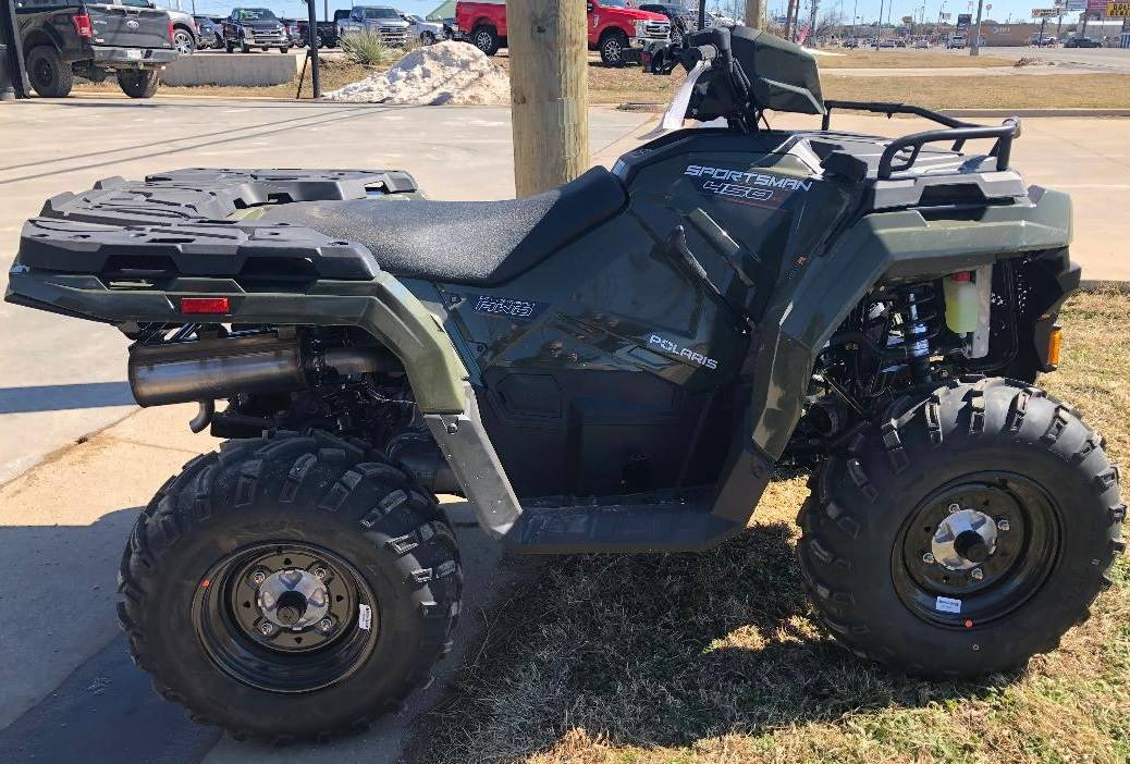 2021 Polaris Sportsman 450 H.O. in Eastland, Texas - Photo 1