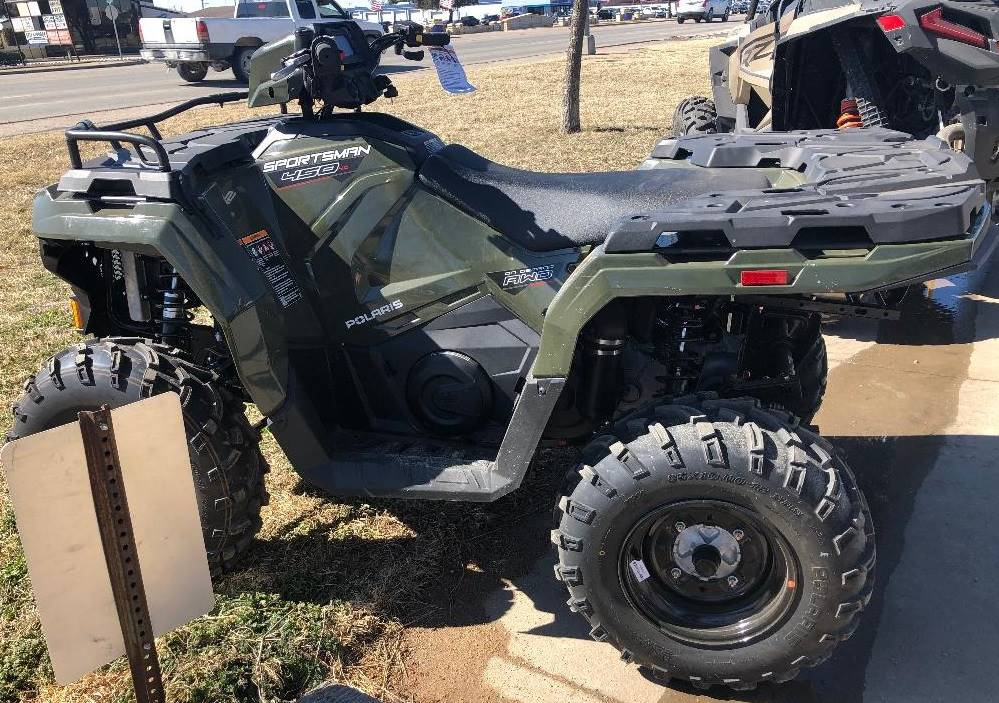 2021 Polaris Sportsman 450 H.O. in Eastland, Texas - Photo 2