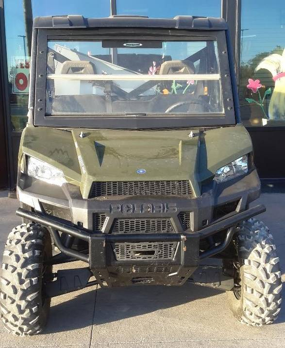 2017 Polaris Ranger XP 900 in Eastland, Texas - Photo 2