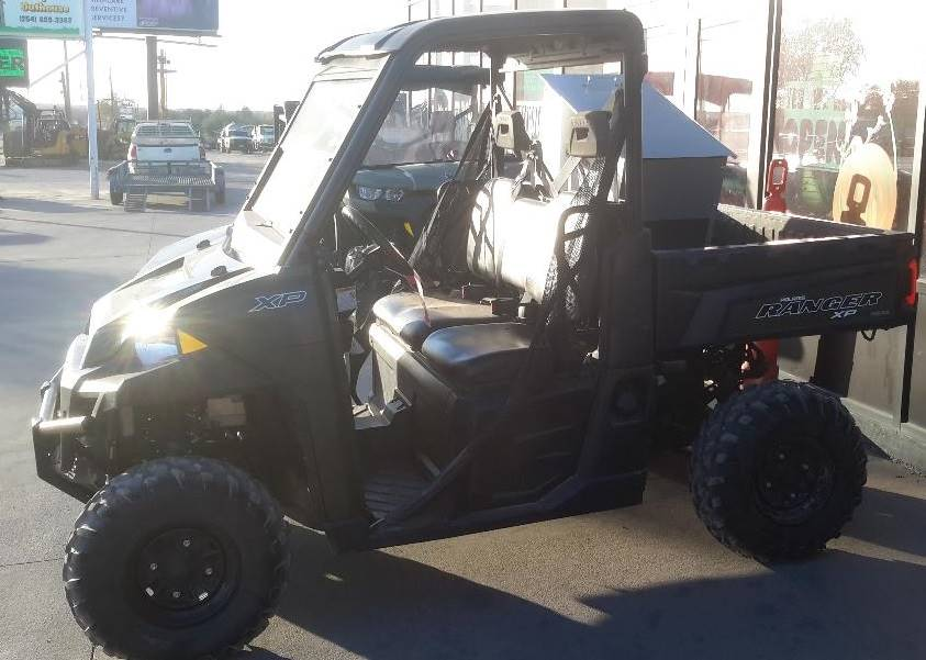 2017 Polaris Ranger XP 900 in Eastland, Texas - Photo 3