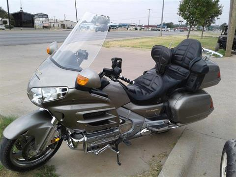 2002 Honda Gold Wing in Eastland, Texas - Photo 1