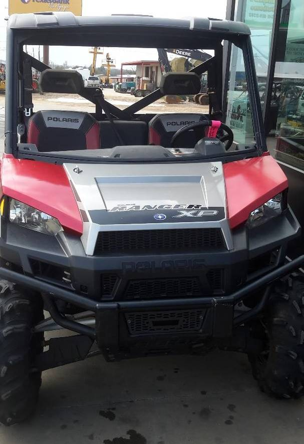 2015 Polaris Ranger  XP® 900 EPS in Eastland, Texas - Photo 2