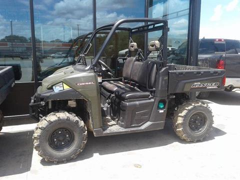 2017 Polaris Ranger Diesel in Eastland, Texas