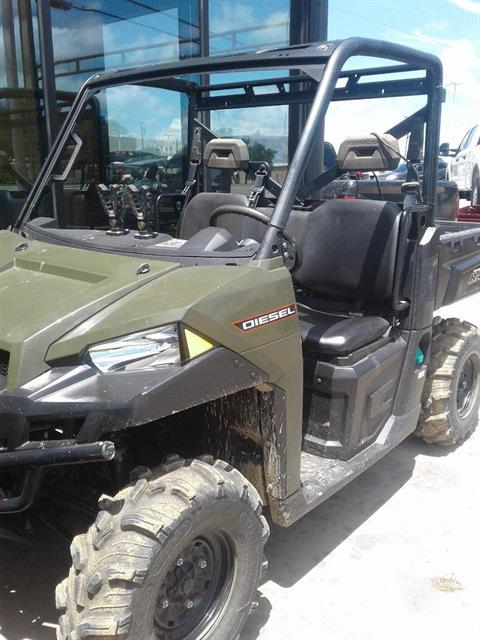 2017 Polaris Ranger Diesel in Eastland, Texas - Photo 2